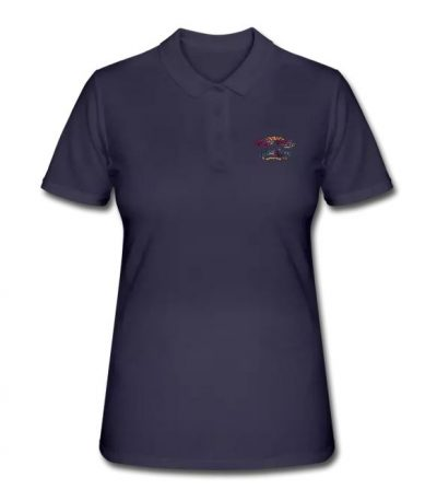 Randy Design Damen Poloshirt